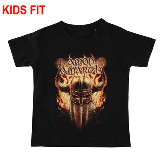T-shirt pour enfant Amon Amarth - (Helmet) - Metal-Kids, Metal-Kids, Amon Amarth
