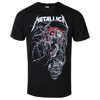 T-shirt pour hommes Metallica - Spider Dead - ROCK OFF - METTS41MB03