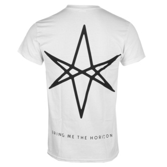 T-shirt pour hommes Bring Me The Horizon - Parasite - ROCK OFF, ROCK OFF, Bring Me The Horizon