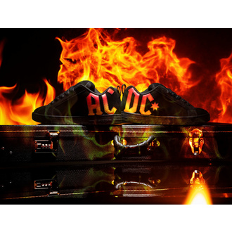 Chaussures DC - AC / DC - HIGHWAY TO HELL, DC, AC-DC