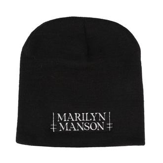 Bonnet Marilyn Manson - Logo - RAZAMATAZ, RAZAMATAZ, Marilyn Manson