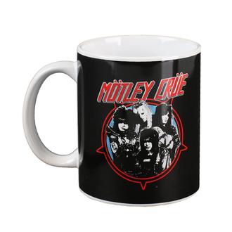 Mug Mötley Crüe - Heavy Metal Power, NNM, Mötley Crüe