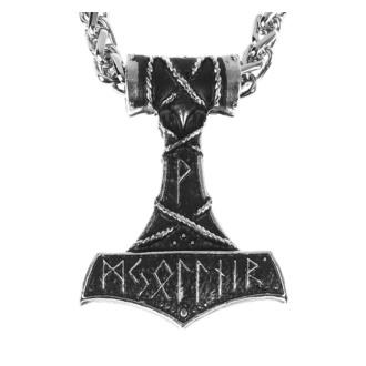 Collier avec pendentif Thor, FALON