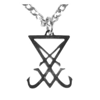 Pendentif collier Luciferi, FALON
