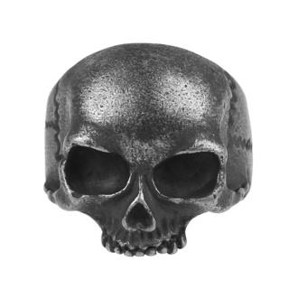 Bague ETNOX - Gun Metal Skull, ETNOX