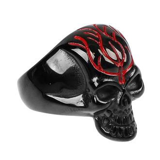 Bague ETNOX - Black Skull, ETNOX