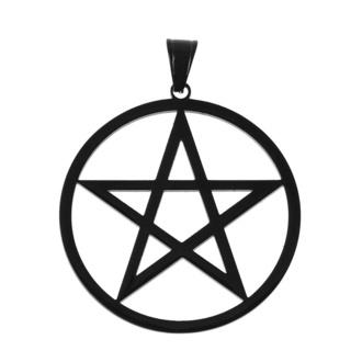 Pendentif collier ETNOX - Plain Pentagram, ETNOX