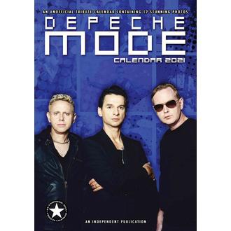 Calendrier 2021 - DEPECHE MODE, NNM, Depeche Mode