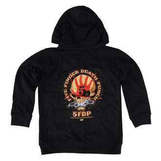 Sweat à capuche pour enfants Five Finger Death Punch - Knucklehead - Metal-Kids, Metal-Kids, Five Finger Death Punch