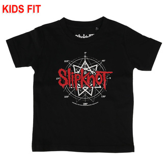 T-shirt pour enfants Slipknot - Star Symbol - Metal-Kids, Metal-Kids, Slipknot