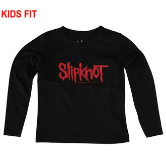 T-shirt à manches longues pour enfants Slipknot - Logo - Metal-Kids, Metal-Kids, Slipknot