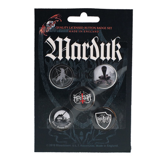 Badges Marduk - Panzer Division - RAZAMATAZ, RAZAMATAZ, Marduk