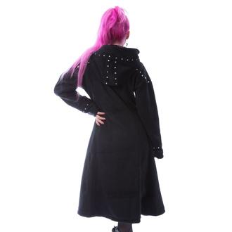 Manteau pour femmes POIZEN INDUSTRIES - STORY - NOIR, POIZEN INDUSTRIES
