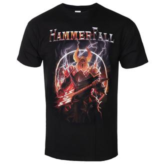 T-shirt pour hommes HAMMERFALL - Live! Against The World - NAPALM RECORDS, NAPALM RECORDS, Hammerfall