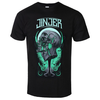 T-shirt pour hommes JINJER - Retrospection - NAPALM RECORDS, NAPALM RECORDS, Jinjer
