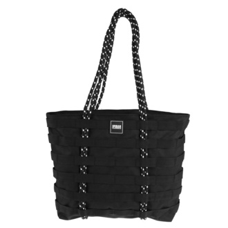 sac (sac à main) URBAN CLASSICS - Worker Shopper Bag - noir, URBAN CLASSICS