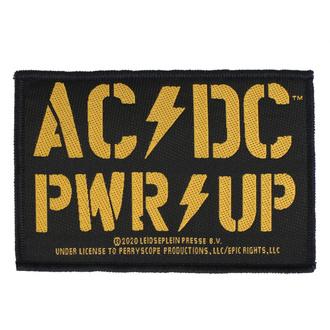 Patch AC / DC - POWER UP - RAZAMATAZ, RAZAMATAZ, AC-DC