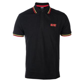T-shirt pour hommes AC / DC Classique Logo - ROCK OFF, ROCK OFF, AC-DC