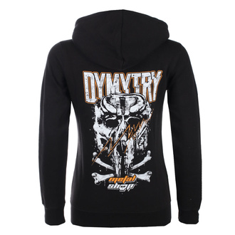 Sweat à capuche pour femmes METALSHOP x DYMYTRY, METALSHOP, Dymytry