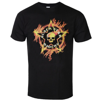 T-shirt pour hommes BLACK STAR RIDERS - FLAMING SKULL - NOIR - GOT TO HAVE IT, GOT TO HAVE IT, Black Star Riders
