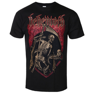 T-shirt pour hommes Behemoth - Death Entity - Noir - KINGSROAD, KINGS ROAD, Behemoth
