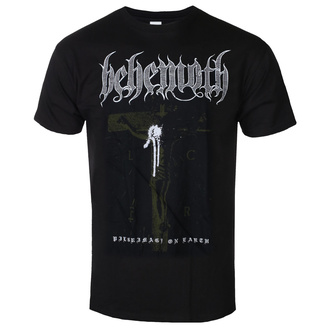 T-shirt pour hommes Behemoth - Pilgrimage On Earth - Noir - KINGS ROAD, KINGS ROAD, Behemoth