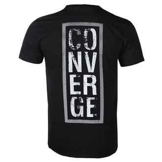 T-shirt pour hommes Converge - Saw - Noir - KINGS ROAD, KINGS ROAD, Converge