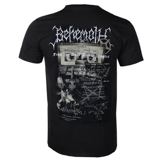 T-shirt pour hommes Behemoth - Fullmoon Sacrifice - Noir - KINGS ROAD, KINGS ROAD, Behemoth