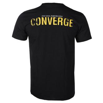 T-shirt pour hommes Converge - Fajar Allada - Noir - KINGS ROAD, KINGS ROAD, Converge