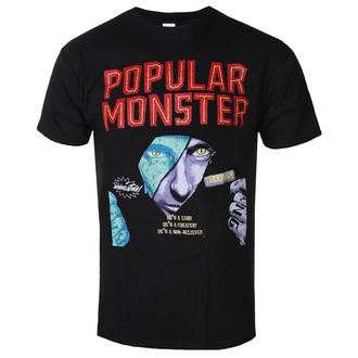 T-shirt pour hommes Falling In Reverse - Popular Monster - Noir - KINGS ROAD, KINGS ROAD, Falling In Reverse