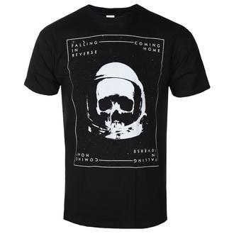 T-shirt pour hommes Falling In Reverse - Skelmet - Noir - KINGS ROAD, KINGS ROAD, Falling In Reverse