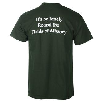 T-shirt pour hommes Dropkick Murphys - Skelly Piper - Vert Forêt - KINGS ROAD, KINGS ROAD, Dropkick Murphys