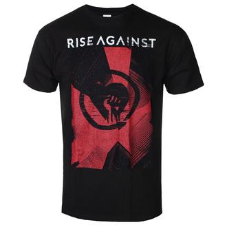 T-shirt pour hommes Rise Against - Tower - Noir - KINGS ROAD, KINGS ROAD, Rise Against