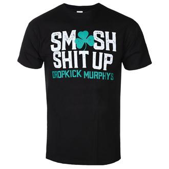 T-shirt pour hommes Dropkick Murphys - Smash Shit Up - Noir - KINGS ROAD, KINGS ROAD, Dropkick Murphys