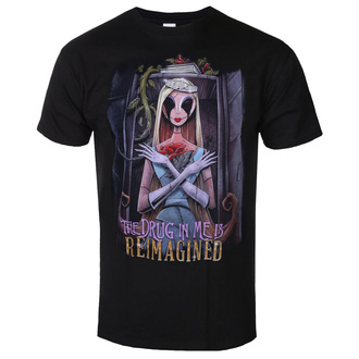 T-shirt pour hommes Falling In Reverse - The Drug In Me Is Reimagined - Noir - KINGS ROAD - 20160277