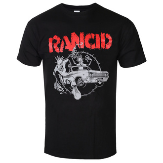 T-shirt pour hommes Rancid - Cadillac - Noir - KINGS ROAD, KINGS ROAD, Rancid