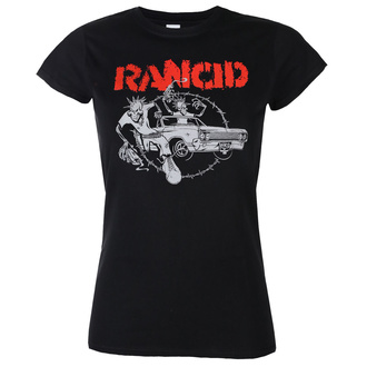 T-shirt pour hommes Rancid - Cadillac Fitted - Noir - KINGS ROAD - 20172311
