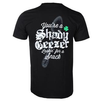 T-shirt pour hommes Dropkick Murphys - Shady Geezer - Noir - KINGS ROAD, KINGS ROAD, Dropkick Murphys