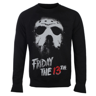 Sweat-shirt pour hommes Friday The 13th - Black - HYBRIS, HYBRIS, Friday the 13th