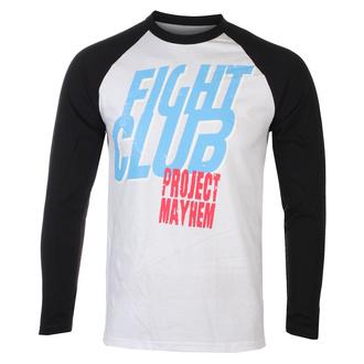 T-shirt à manches longues pour hommes Fight Club - Project Mayhem - Base-ball - HYBRIS, HYBRIS, Fight Club
