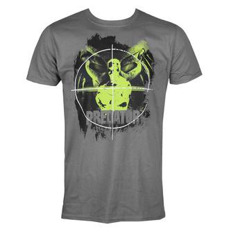 T-shirt pour hommes Predator - Crosshair - Gris foncé - HYBRIS, HYBRIS, Predator
