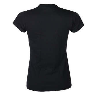 T-shirt pour femmes The Doors - Jim Morrison - America - Noir - HYBRIS, HYBRIS, Doors