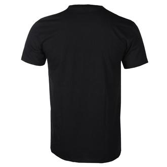T-shirt pour hommes Jaws - Shark Smoke - Noir - HYBRIS, HYBRIS, Les dents de la mer