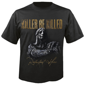 T-shirt pour hommes KILLER BE KILLED - Reluctant hero - NUCLEAR BLAST, NUCLEAR BLAST