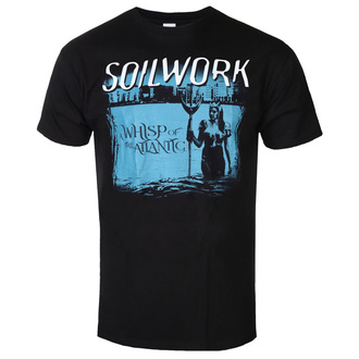T-shirt pour hommes SOILWORK - A whisp of the atlantic - NUCLEAR BLAST, NUCLEAR BLAST, SoilWork