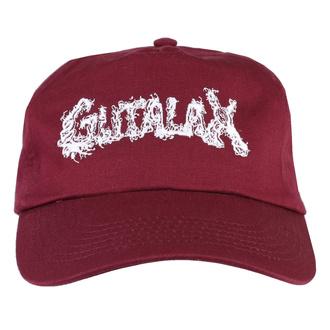 Casquette GUTALAX - bordeaux - blanc - ROTTEN ROLL REX, ROTTEN ROLL REX, Gutalax