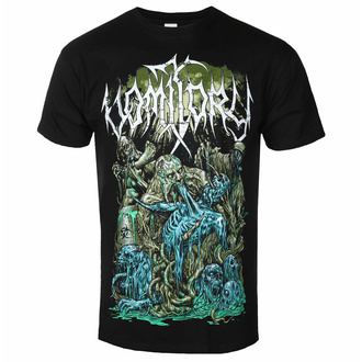 T-shirt Vomitory pour hommes - From The Fiery Pits - ART WORX, ART WORX, Vomitory