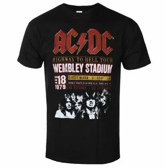 T-shirt AC / DC pour hommes - Wembley '79 - ROCK OFF, ROCK OFF, AC-DC