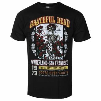 T-shirt Grateful Dead pour hommes - San Francisco - ROCK OFF, ROCK OFF, Grateful Dead