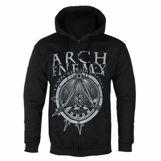 Sweat à capuche pour hommes Arch Enemy - Symbol War - ART WORX - 087778-001